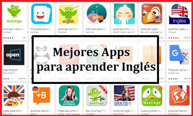 aplicaciones para aprender ingles